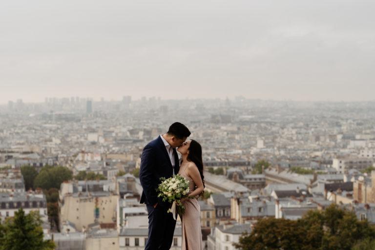 Montmartre Elopement