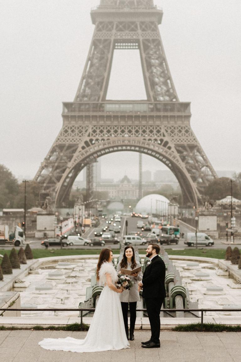 paris elopement wedding planner