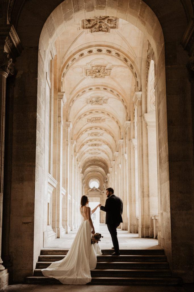 paris elopement ceremony wedding planner